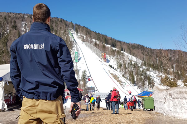 Skisprung Weltcup - Planica Foto 4