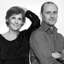 verlegt in den großen Saal - Gabriele Kuhn und Michael Hufnagl - Paaradox