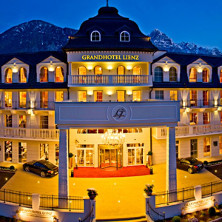 Private Spa - Grandhotel Lienz - T