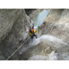 Canyoning Level II Sautens - T