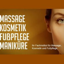 Massage & Kosmetik - Living Drops