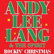 ticketPLUS+ Dinner Andy Lee Lang & The Spirit - Rockin Christmas