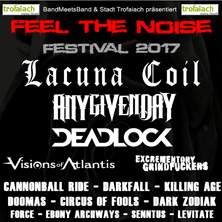 Feel The Noise Festival 2017 - Tickets