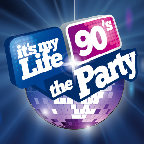 It's my life – 90's the Party  - Tickets