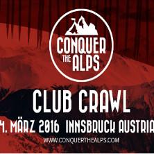 Conquer the Alps Club Crawl