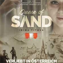 Irina Titova - Queen of Sand - Sandmalerei Show