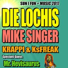 Sun I Fun + Music 2017 - Tickets