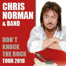 Chris Norman & Band - Don't Knock The Rock