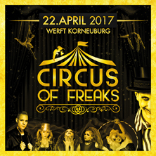 CIRCUS OF FREAKS - Tickets