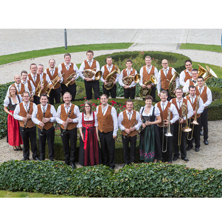 Egerländer Blasmusik - Benefizkonzert für Licht ins Dunkel