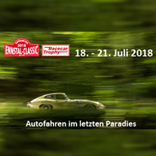 Ennstal-Classic 2018 - Porsche Night Ticket