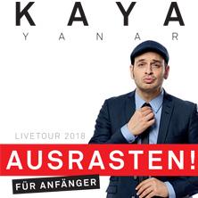 Ybbsiade 2018 - Kaya Yanar - AUSRASTEN! Für Anfänger