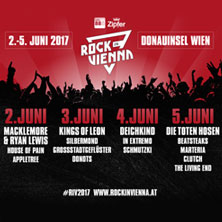 Rock in Vienna 2017 - ticket24 - Tickets