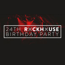 24th Rockhouse Birthday Party - Tickets