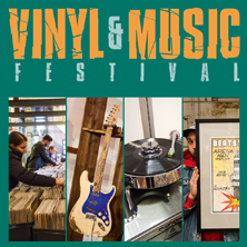 Vinyl & Music Festival - Tickets
