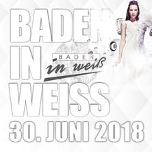 Baden in Weiss 2018
