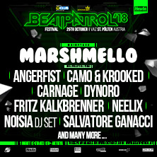 BEATPATROL FESTIVAL 2018 - EARLY BEAT TICKET