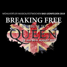 Breaking Free - A tribute to Queen