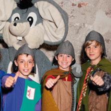 Burg Forchtenstein Fantastisch 2018 - Event für Kinder!