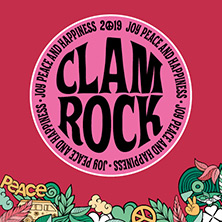 Clam Rock 2019 - Burg VIP Ticket
