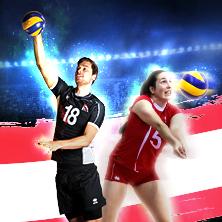 CEV Volleyball Silver European League: Österreich-Georgien|Österreich-Mazedonien