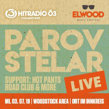Parov Stelar live & Guests - ELWOOD Music Festival