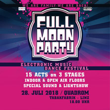 Fullmoon Party 2018