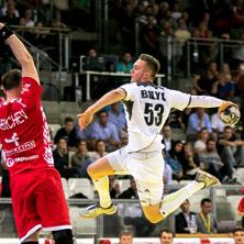 Handball EHF EURO CUP Männer - Österreich vs. Schweden
