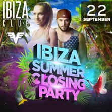Ibiza Pop-Up Club - Summer Closing Party