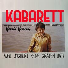 Harald Heinrich - Weil Yoghurt keine Gräten hat