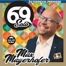 69 - Solo Kabarett - von, mit und über Max Mayerhofer