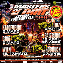 Masters of Dirt - Total Freestyle Tour 2019
