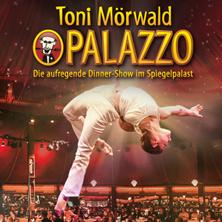 Toni Mörwald PALAZZO - Global Players - GRAZ