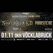 Nothgard and the Parasite Inc + Among the Gods