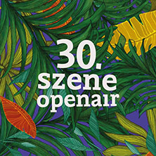 30. SZENE OPENAIR - Tagesticket Donnerstag