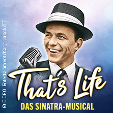ticketPLUS+ Dinner That's Life - Das Sinatra Musical