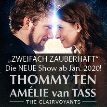 Thommy Ten & Amélie van Tass - Die NEUE Show: Zweifach zauberhaft!