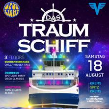 Das Traumschiff - Boat Party Wachau 2018