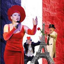 Vive la France - La Vie en Rose