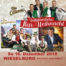 Volkstüml.Star-Weihnacht: Andy Borg,Die Edlseer,Die Mayrhofner,Schneiderwirt Trio
