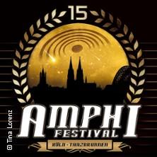 15. AMPHI FESTIVAL 2019 - TAGESKARTE SAMSTAG
