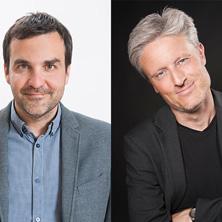 Frühstück mit Florian Klenk & Florian Scheuba