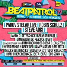Beatpatrol Festival 2019 - EARLY BEAT TICKET