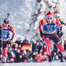 BMW IBU Weltcup Biathlon Hochfilzen 2019 - Tageskarte Freitag
