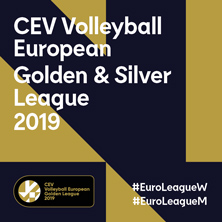 Volleyball Golden & Silver European League - Women: AUT - CRO | Men: AUT - GRE