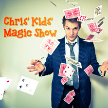 Chris' Kids' Magic Show - A Fun Show in English for Kids