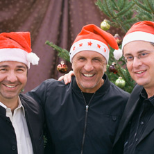 Monti Beton und Hansi Krankl - Christmas Classics Extravaganza