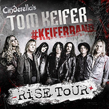 Cinderella's Tom Keifer - Rise-Tour 2020