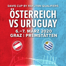 Davis Cup by Rakuten - Österreich vs. Uruguay - Dauerkarte