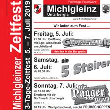 43. 3-Tage-Zeltfest, 06.-07.07.2019 - Zwei-Tagesticket